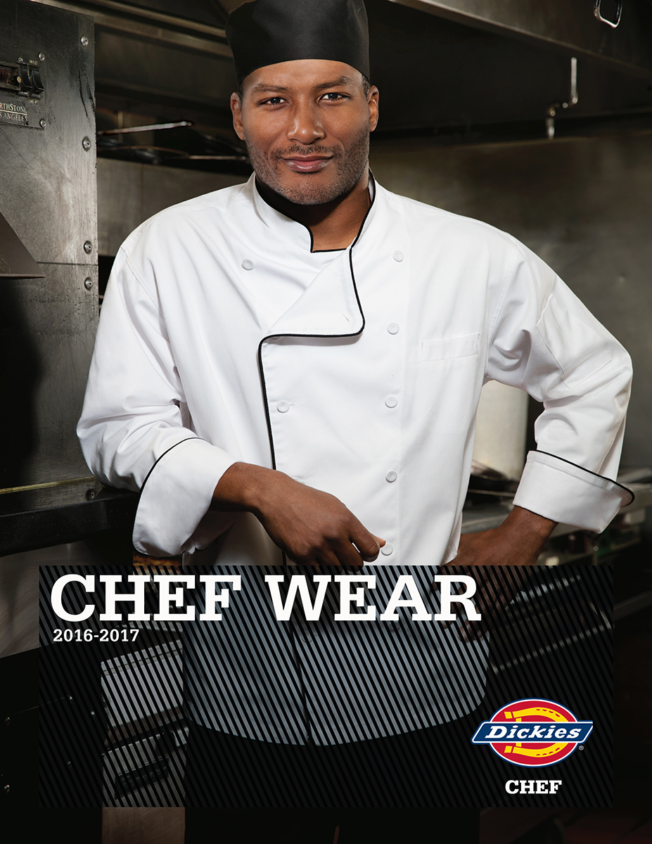 Dickies Chef-w